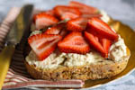 Orange & Vanilla Ricotta w strawberries on toast_edited for widget (1 of 1)
